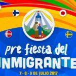 Hoy comienza la Pre Fiesta del Inmigrante