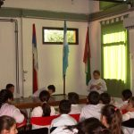 Se festejó el día del lector en la Biblioteca Sarmiento