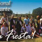 Lanzamientos de la XXXVIII Fiesta Nacional del Inmigrante