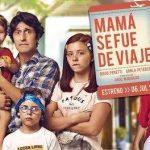 """Hoy última función de la película """"Mamá se fue de viaje"""" en el CINE.ar obereño"""