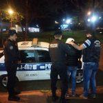 """Toma de rehenes en Oberá: mediante un amplio operativo la Policía detuvo al colombiano """"Wilson"""" e investiga su participación en el hecho"""