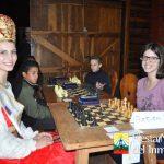 Torneo de Ajedrez de las Colectividades: los rusos se hicieron fuertes en su casa