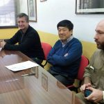 Se firmó convenio entre la Celo y Facultad de Ingeniería