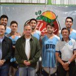 El OTC y la Municipalidad de Alem estrechan colaboración