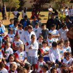"""En Panambí se puso en marcha el programa """"La escuela sale del aula"""""""