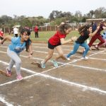 Juegos Deportivos Misioneros Atletismo adaptado, etapa zonal