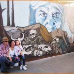 Charla sobre muralismo en Oberá