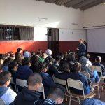 La Policía Comunitaria intensifica las charlas de prevención en colegios de la Zona Centro