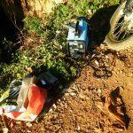 La policía secuestró elementos sustraídos y busca a los autores del hecho