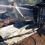 La policía investiga el incendio de una vivienda en Panambí