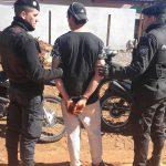 La policía detuvo a un joven con pedido de detención por amenazas de muerte