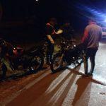 Operativos de prevención: secuestran motocicletas que realizaban picadas en la ruta 14
