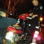 Prevención: aumenta el número de motocicletas secuestradas por falta de documentación en Oberá