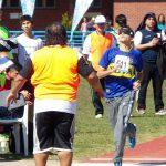 Oberá será este viernes sede local y zonal de Juegos Evita de atletismo adaptado