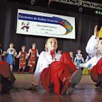 Encuentro de Ballets Ucranios, una actividad sobresaliente
