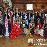 La Fiesta del Inmigrante agasajó a Reinas visitantes
