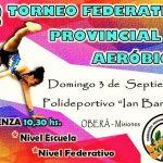 2º Torneo de Gimnasia Aeróbica Deportiva