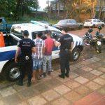 """Detienen a dos adolescentes vinculados a la banda de """"Patito"""" y """"Macuco"""""""
