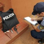 La Policía secuestró armas de fuego en la casa de un septuagenario denunciado por amenazas