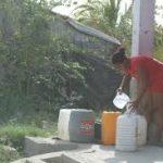Días difíciles por falta de agua y respuestas en Villa Ruff