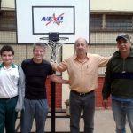El Instituto Carlos Linneo recibió donaciones de la Fundación Nexo Sport