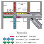Desfile inaugural Fiesta Nacional del Inmigrante: Operativo de tránsito