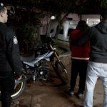 Capturaron a temible joven que días atrás amenazó de muerte a una familia en barrio Caballeriza