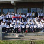 Juegos Evita: intensa jornada inicial  para Misiones en Mar del Plata
