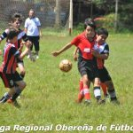 Se viene la última fecha de las Impares del fútbol Infantil