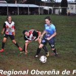 Fútbol Femenino- Ni la lluvia las pudo parar