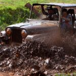 Se vivió el 8° Encuentro de Jeep Cross 4×4