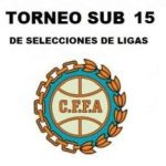 Comienzan las Eliminatorias al Nacional Sub 15 de Selecciones de Ligas