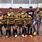 Futsal FIFA Parma FC se cortó solo en la punta