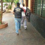 """La policía detuvo a """"Remolino"""": una joven lo denunció por abuso sexual en plena calle"""
