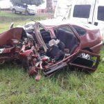 Parte médico de los heridos tras el accidente que ocurrió en Panambí donde fallecieron cuatro personas el último fin de semana