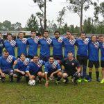 Bajo lluvia, arrancó el XXI Torneo Regional de Fútbol de Abogados en Oberá
