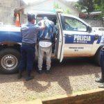 Detienen a un joven y recuperan elementos  robados en Oberá