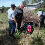 Demoran a un menor y recuperan una motocicleta robada en Los Helechos