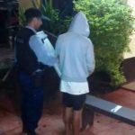 Detienen a un adolescente y secuestran un cuchillo en el barrio San Miguel de Oberá