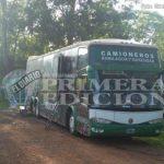 Conflicto del Sindicato de Camioneros y empresa Pawluk
