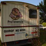 Quirófano móvil para mascotas en barrio Las Palmas