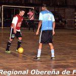 Victorias de los Pibes del 8 y HFC en el inicio de las SEMIS del Futsal FIFA