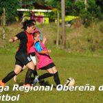 Fútbol Femenino: las chicas encaran la recta final