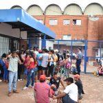 Tareferos tomaron la Municipalidad de Oberá en reclamo del interzafra