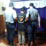 """En un rápida investigación detienen a """"Dieguito"""" por el robo calificado a un adolescente en Guaraní"""