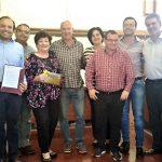 El Concejo Deliberante otorgó un reconocimiento al Centro Cultural Argentino de Oberá