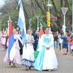 Festival por el Día de la Tradición y elección de la nueva Paisana
