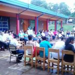 La Policía comunitaria  lleva adelante talleres de sensibilización en prevención de violencia
