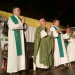 Multitudinaria Jornada de Evangelización Diocesana con el Padre Darío Betancourt