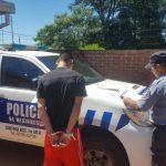 Joven acusado de agredir y amenazar de muerte a su madre fue detenido por la Policía